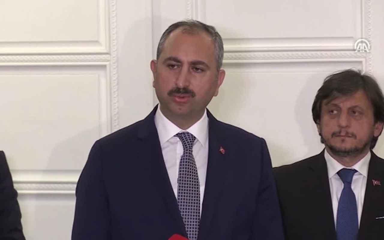 Bakan Gül'den Siyanür vakaları hakkında açıklama