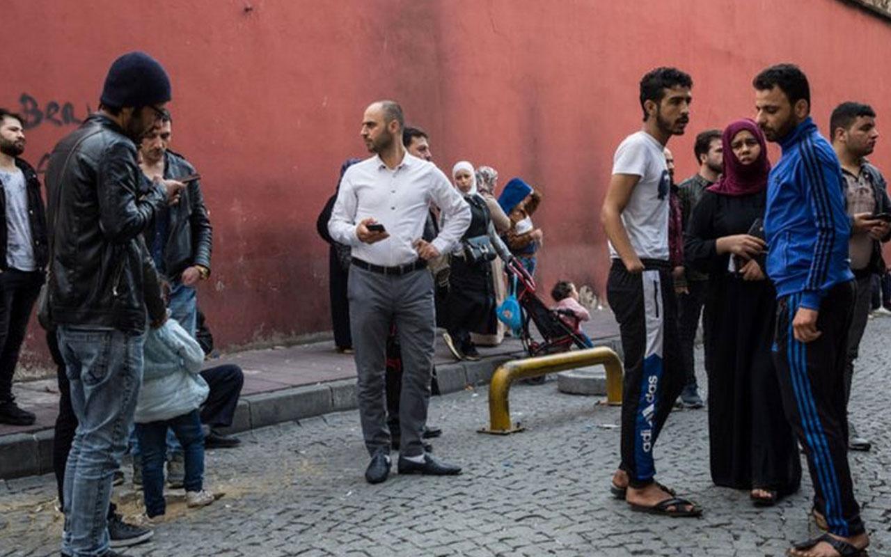 İstanbul Valiliği'nden kayıt dışı Suriyeli açıklaması 49 bin kişi gönderildi