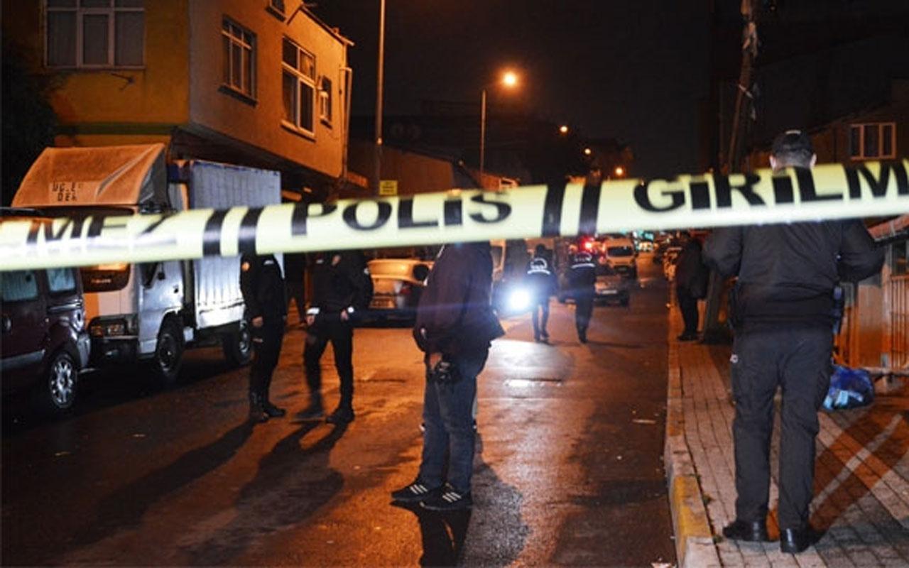 Sarıyer'de silahlar konuştu! Mahalleli sokağa döküldü