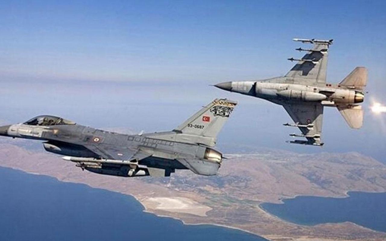 Irak'ta 6 PKK'lı terörist etkisiz hale getirildi
