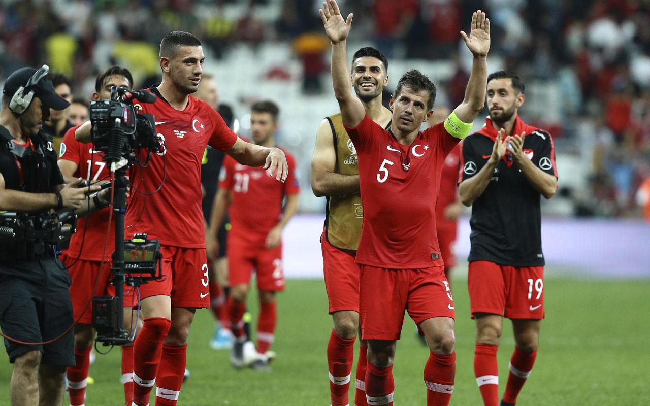 A Milli Takım iki hazırlık maçı oynayacak