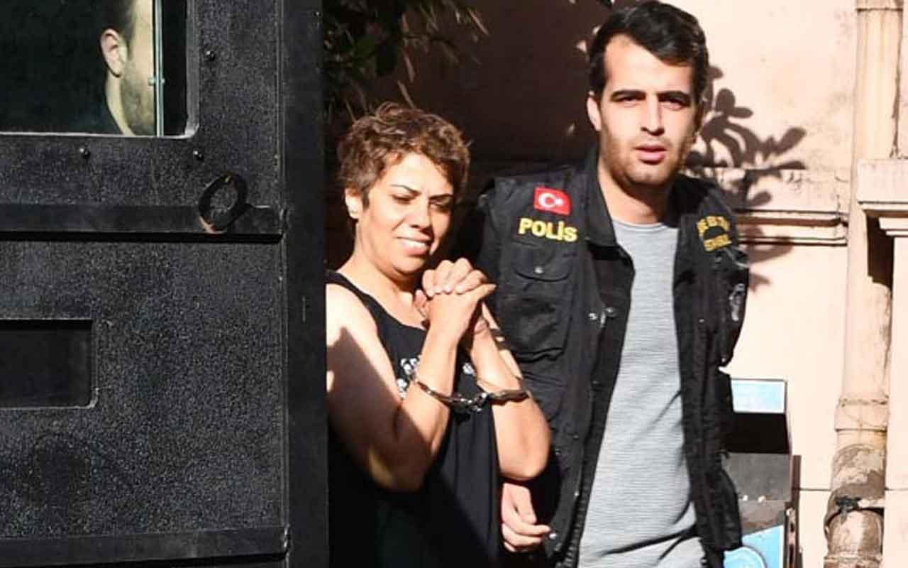 Karaköy'de genç kıza saldıran kadın tutuklandı