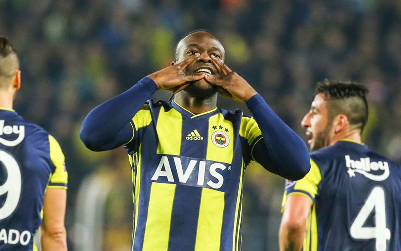 Fenerbahçe'de Victor Moses gidiyor yerine bomba isim geliyor