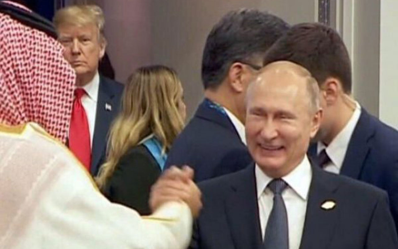 Rusya ile Suudi Arabistan S-400 için görüşüyor