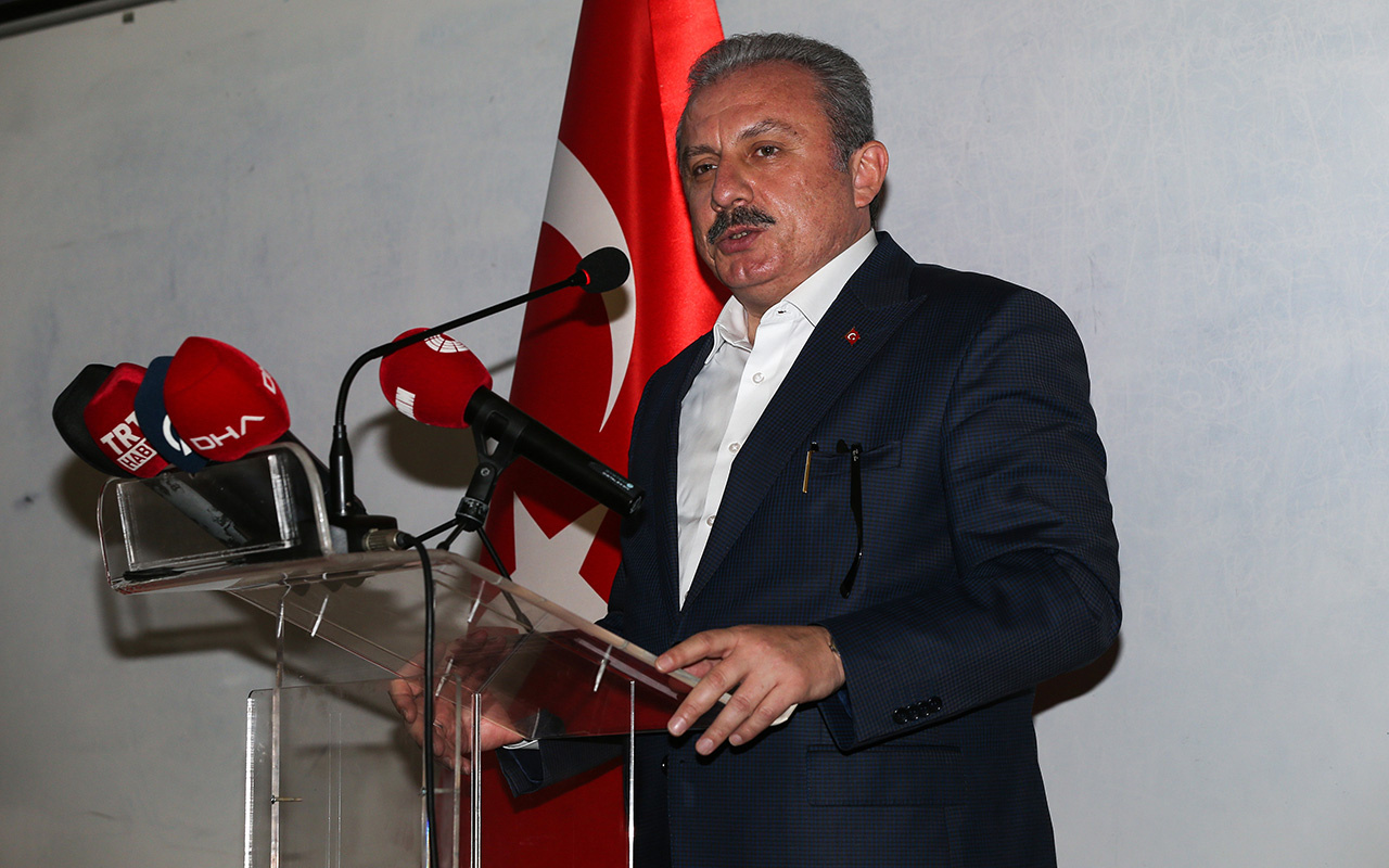 Mustafa Şentop: Türkiye yeni dünya düzeninin kurucularından birisi olacak