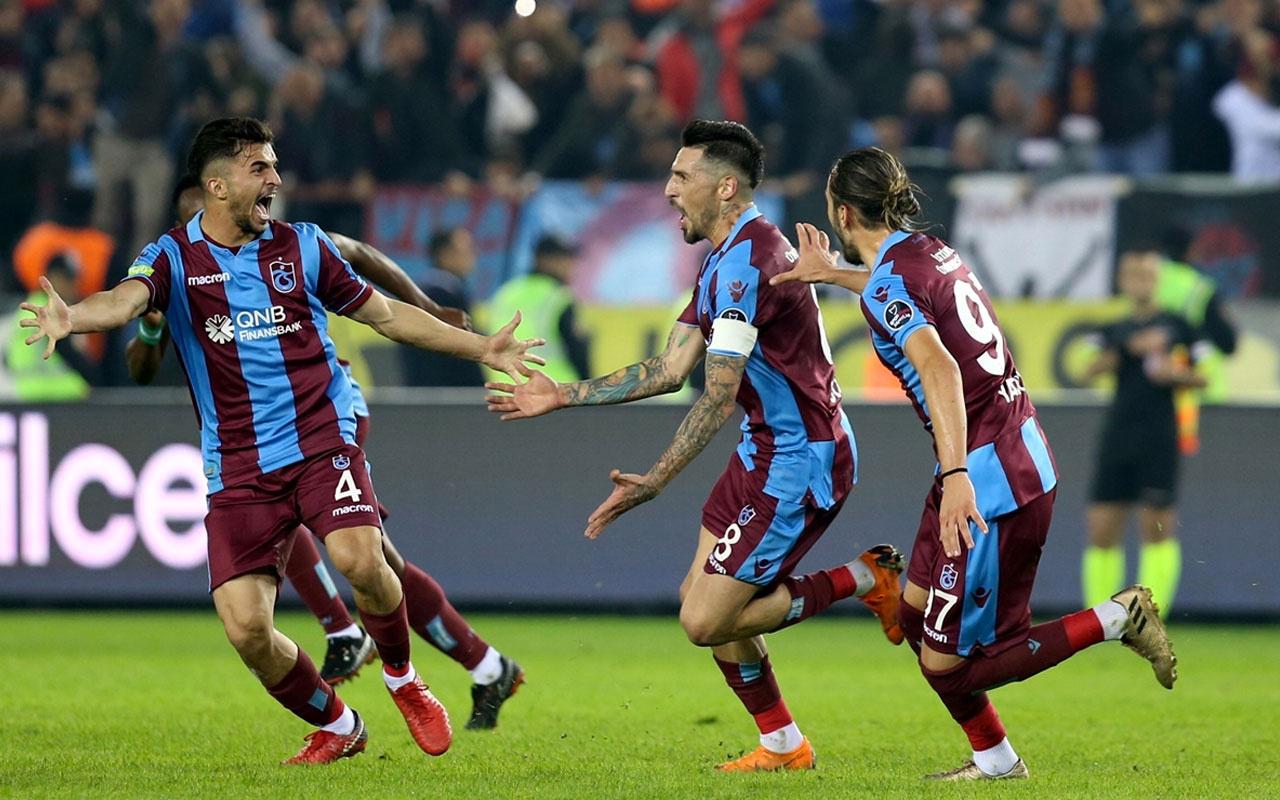 Avrupa defterini kapatan Trabzonspor lige odaklandı