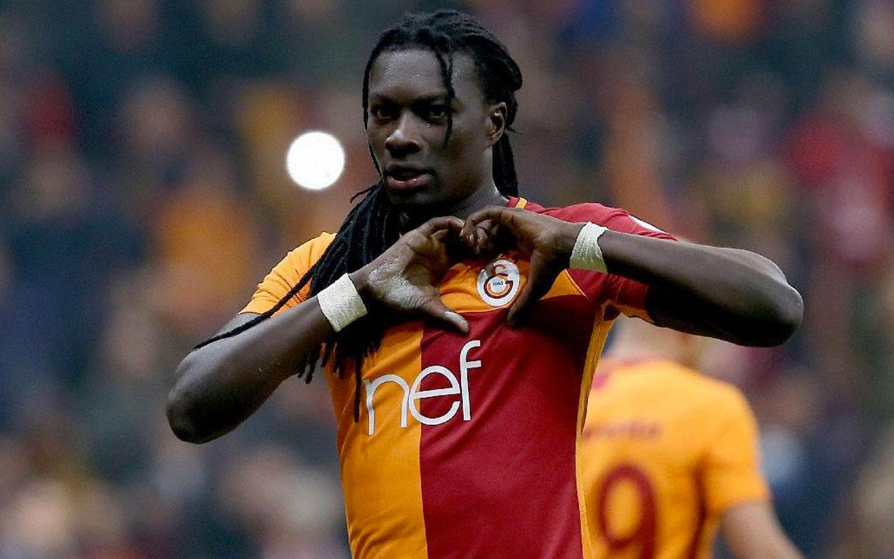 Gomis'ten Galatasaray'a dönüş mesajı