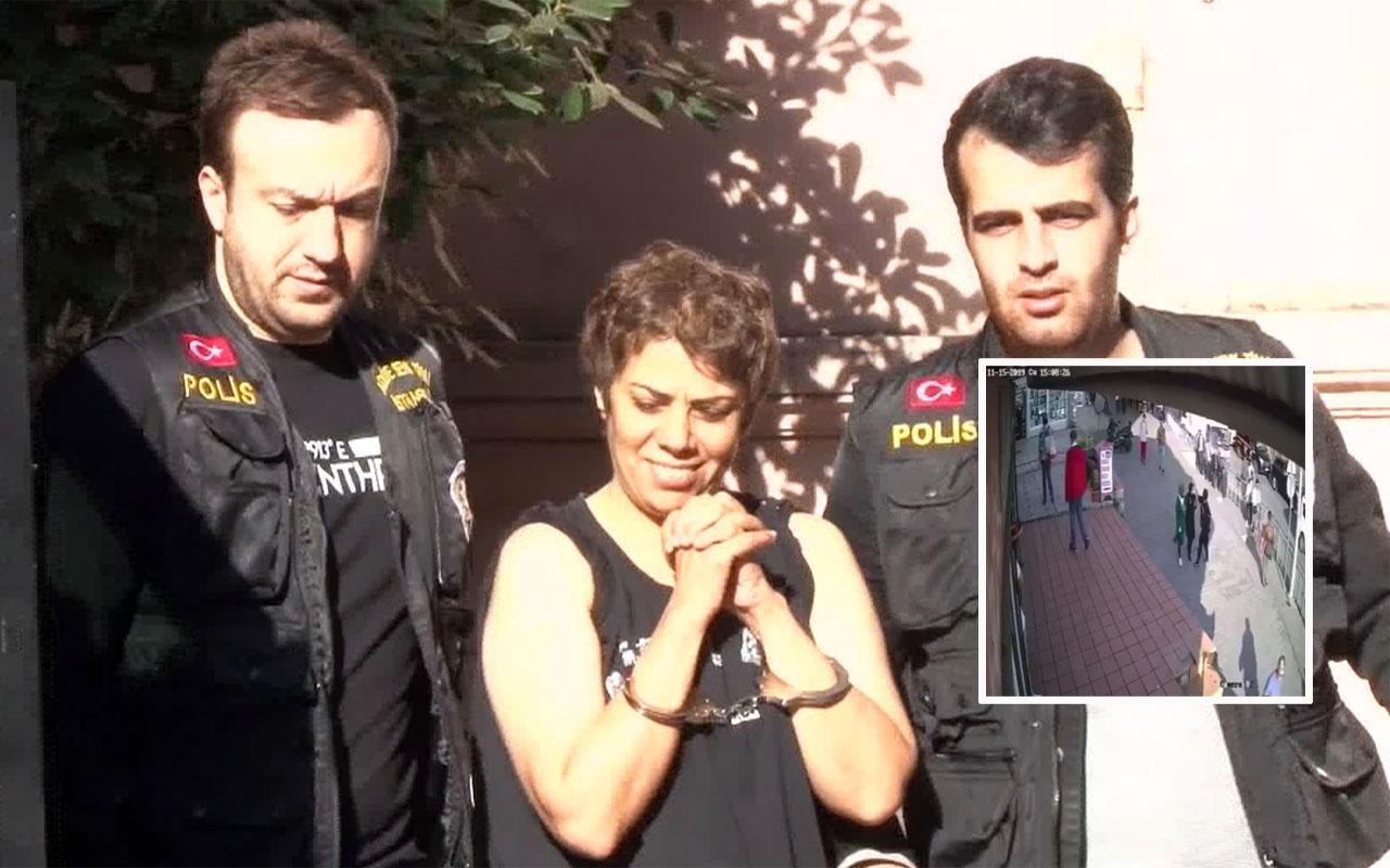 Karaköy'de başörtülü kıza saldıran kadınla ilgili komşuları konuştu