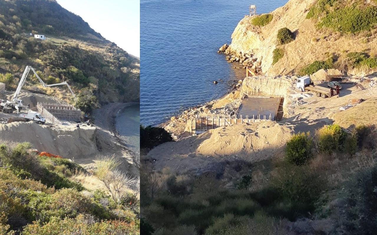 Kimse yıkamıyor denmişti! Murat Kurum talimat verdi Karaburun'daki bina yarın yıkılıyor
