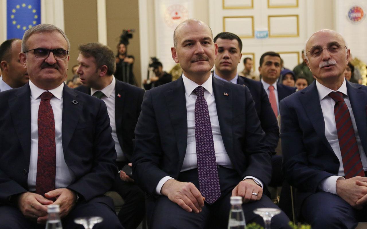 Süleyman Soylu açıkladı Tunceli'de var İstanbul'da yok
