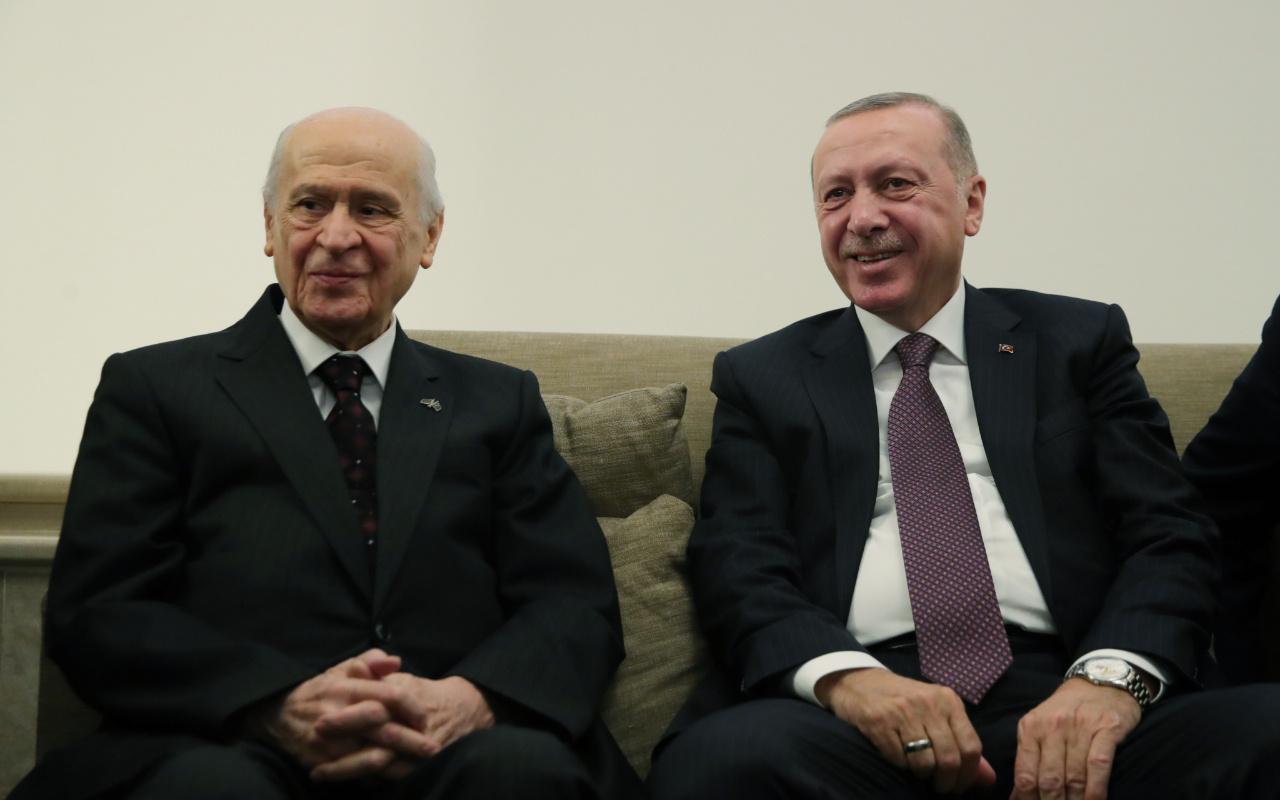 Bahçeli'den EYT çıkışı: Cumhurbaşkanı Erdoğan'ı destekliyoruz