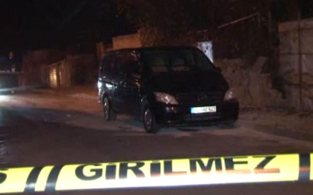İstanbul'da bir aracın altına EYP atıldı!