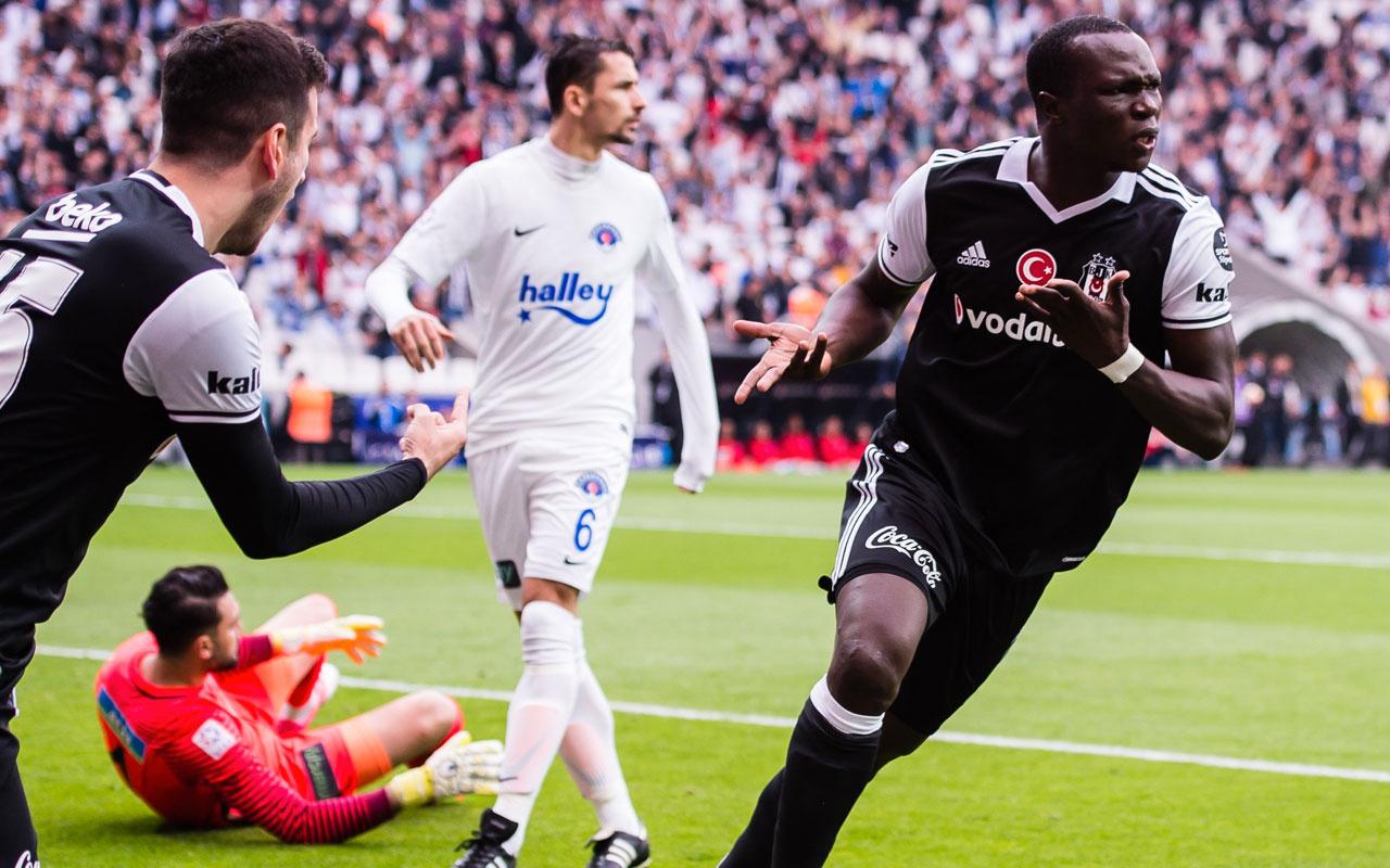 Aboubakar Beşiktaş'a gelecek mi? Olay itiraf