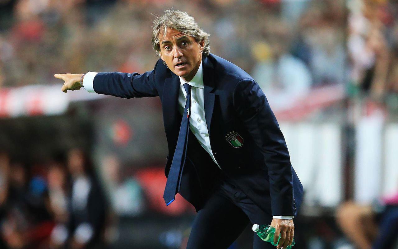 Mancini'nin İtalyası coştu rakibini gole boğdu