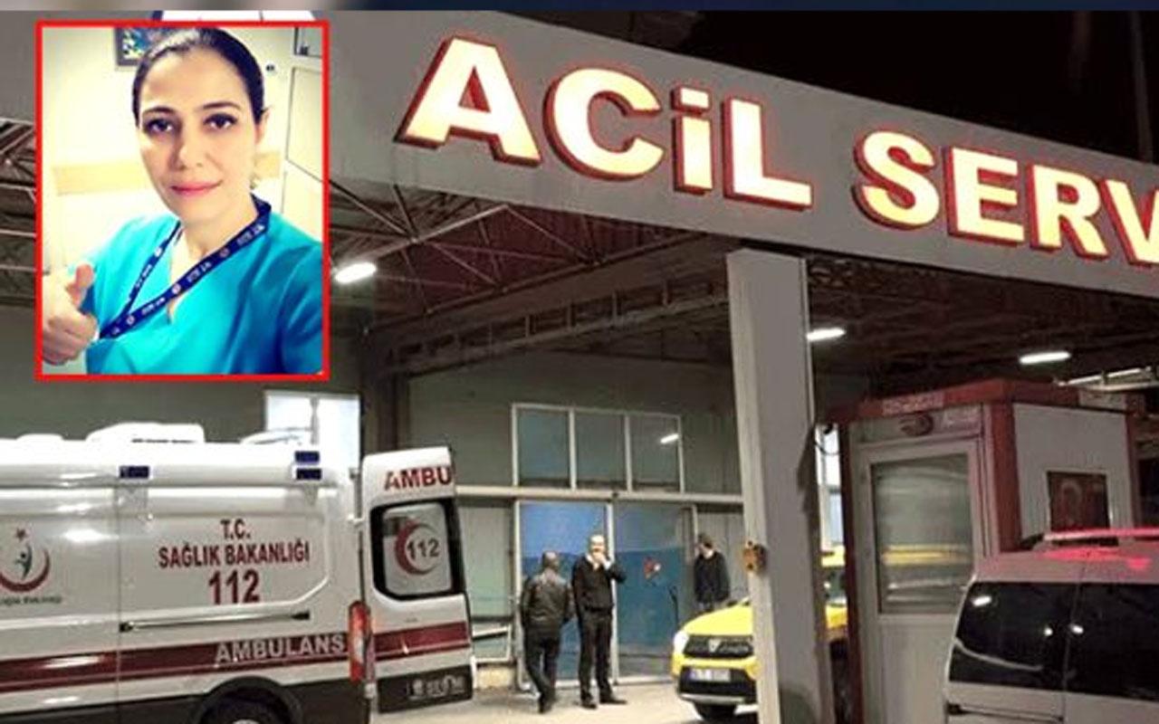 Oğlunun 11 kez bıçakladığı talihsiz kadın yaşam mücadelesi veriyor
