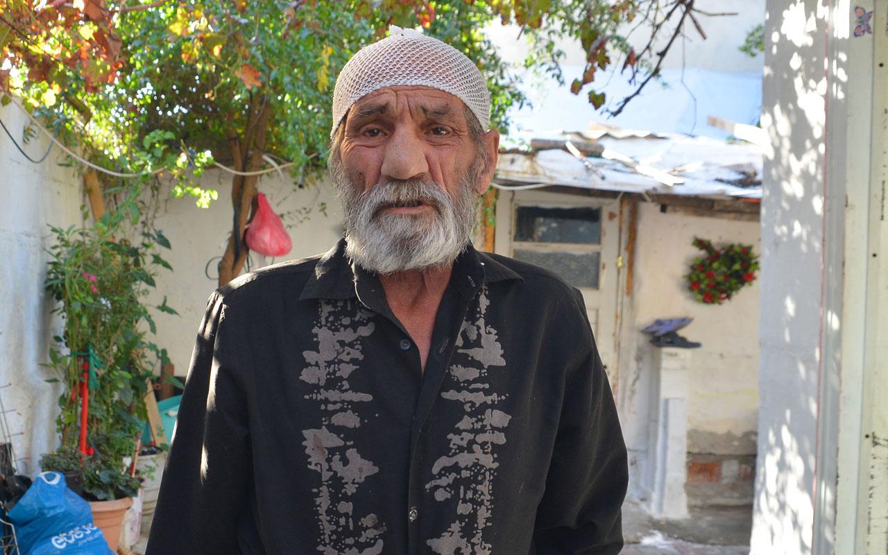 Adana'da 80 yaşındaki kadın eşini önce odunla dövdü sonra bıçakladı