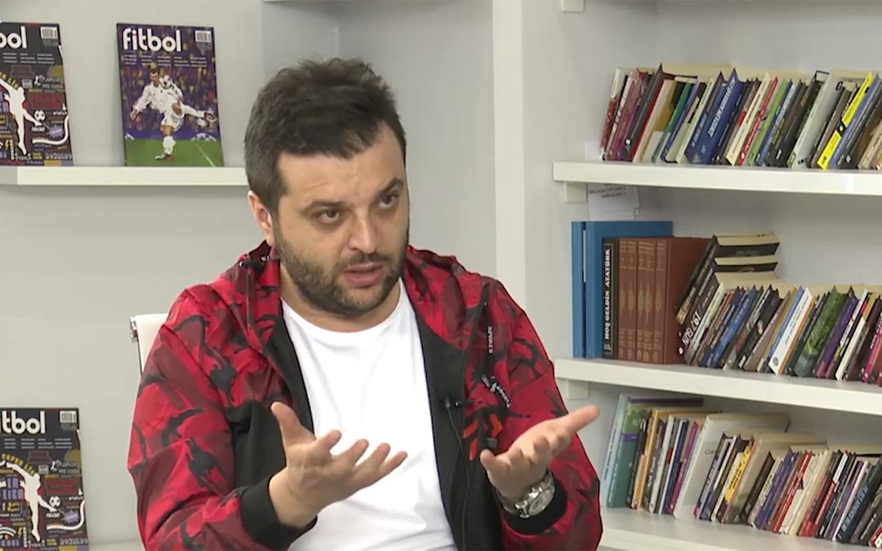 Candaş Tolga Işık: Beşiktaş'ın 1 lirasını yiyen şerefsizdir