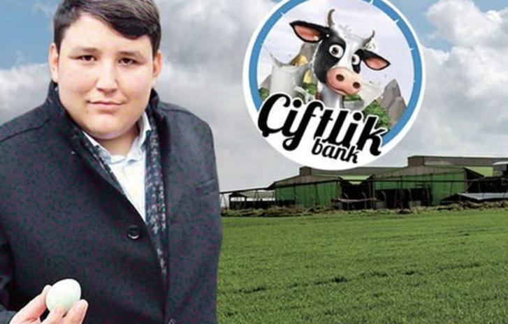 Çiftlik Bank CEO'su Mehmet Aydın ortaya çıktı! Tosuncuk  1 milyar 100 milyon TL ile kaçmıştı