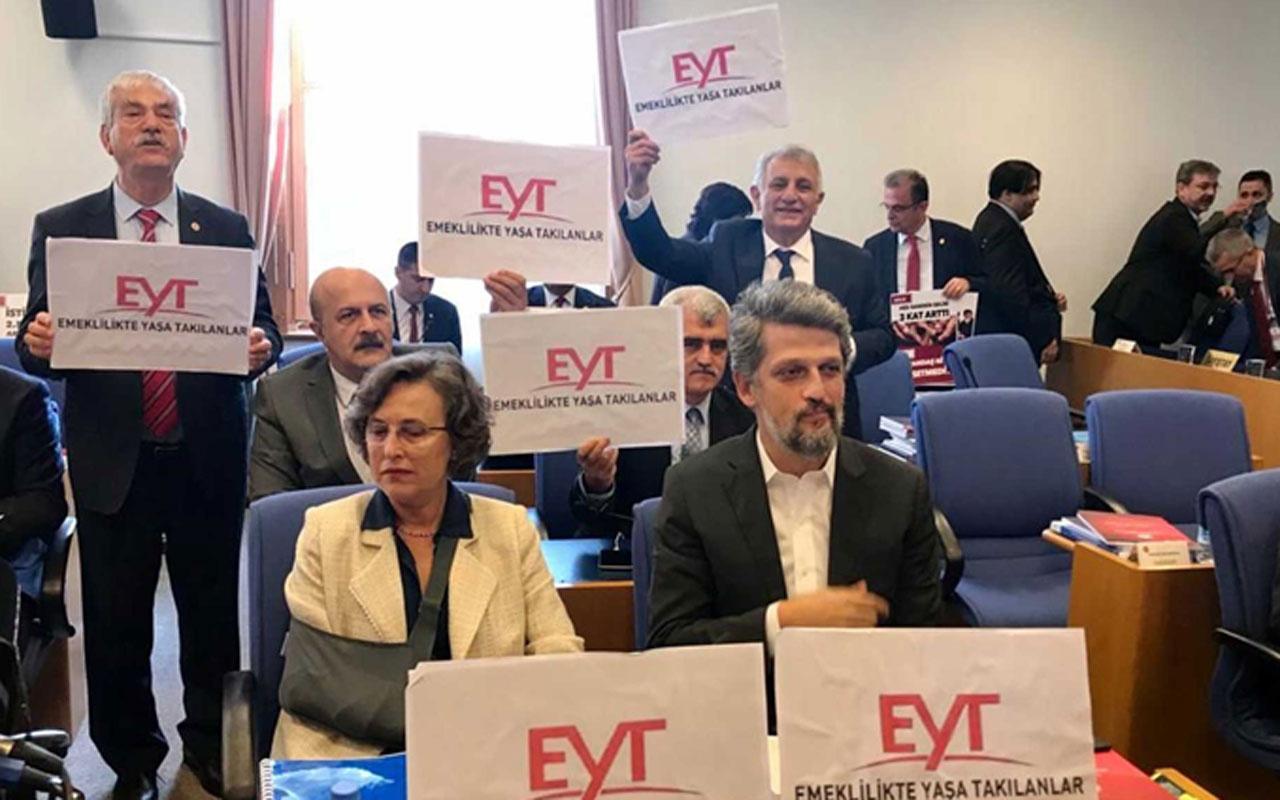 Bütçe Komisyonu'nda vekiller birbirine girdi! EYT tartışması damga vurdu
