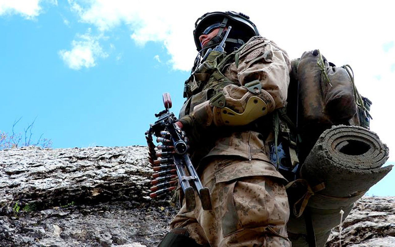 İçişleri Bakanlığı duyurdu Şırnak'ta PKK'ya darbe