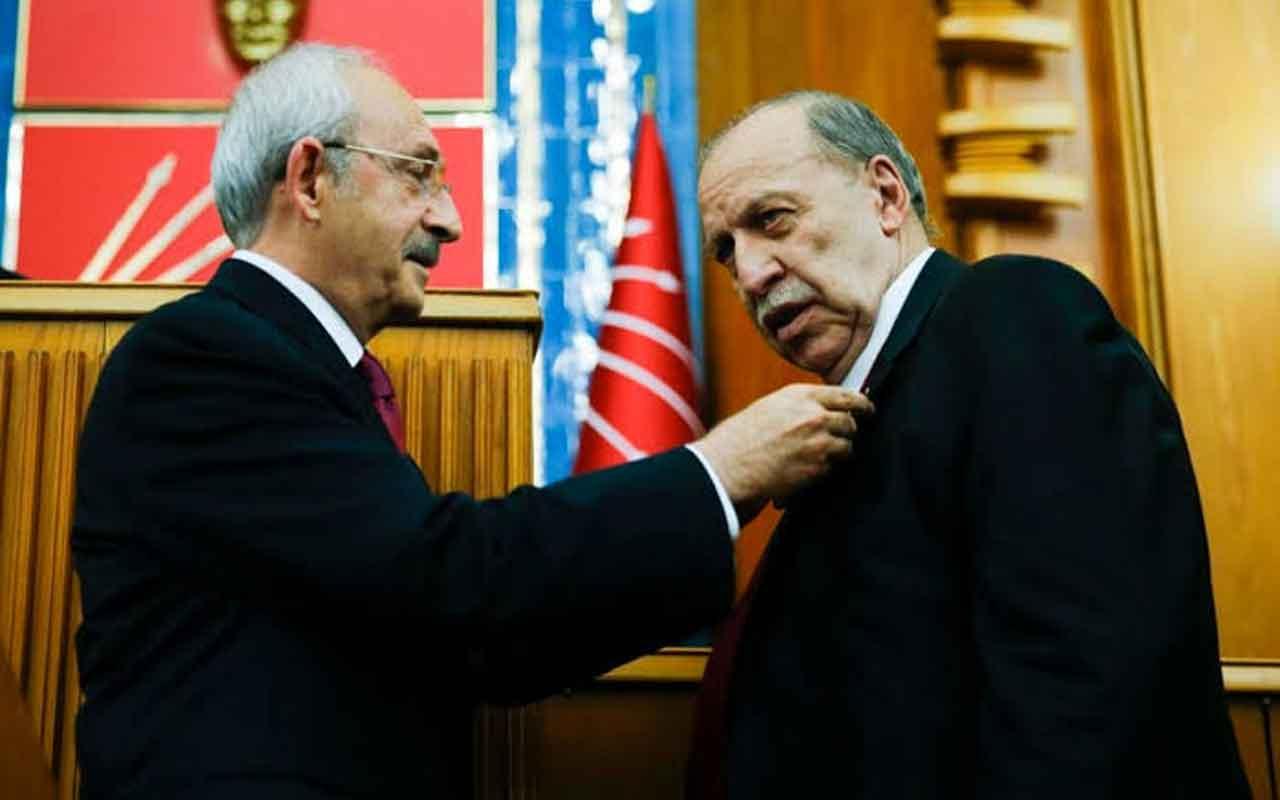 Kılıçdaroğlu, Yaşar Okuyan'ı alkışlattı