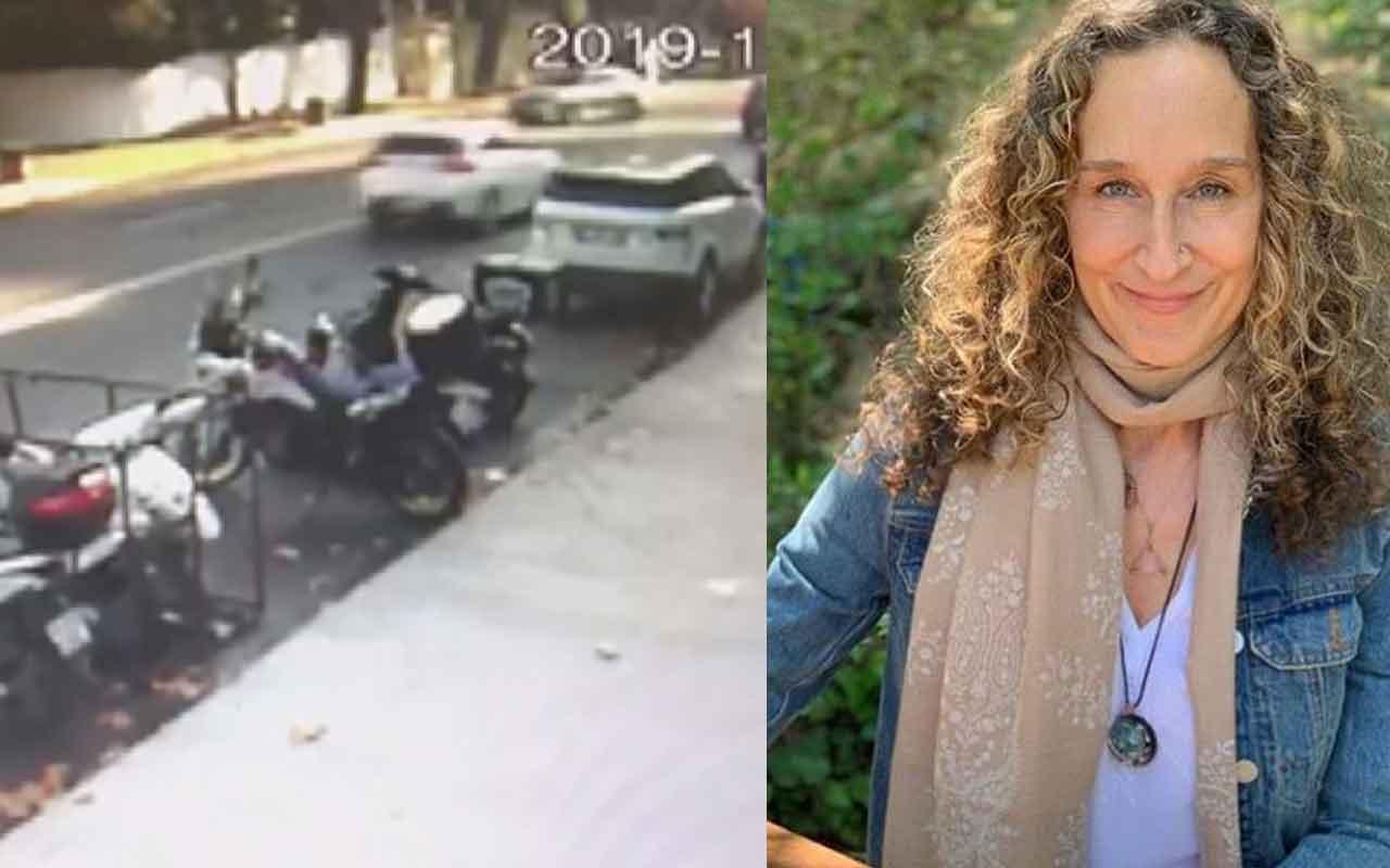 Yoga eğitmeni Zeynep Uras kazada ağır yaralandı