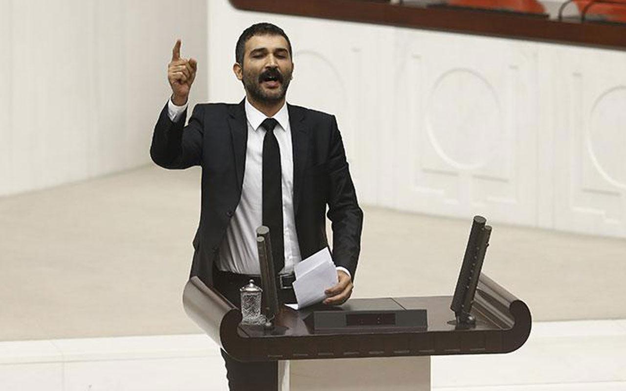 TİB vekili Barış Atay Meclis kürsüsünden Ak Parti'yi tehdit etti