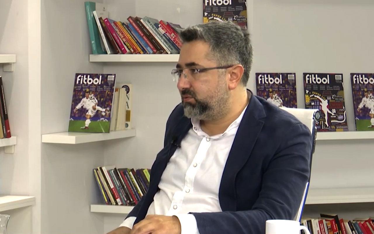 'Fenerbahçe devletle kavga ediyor' iddiasına Serdar Ali Çelikler'den tokat gibi yazı