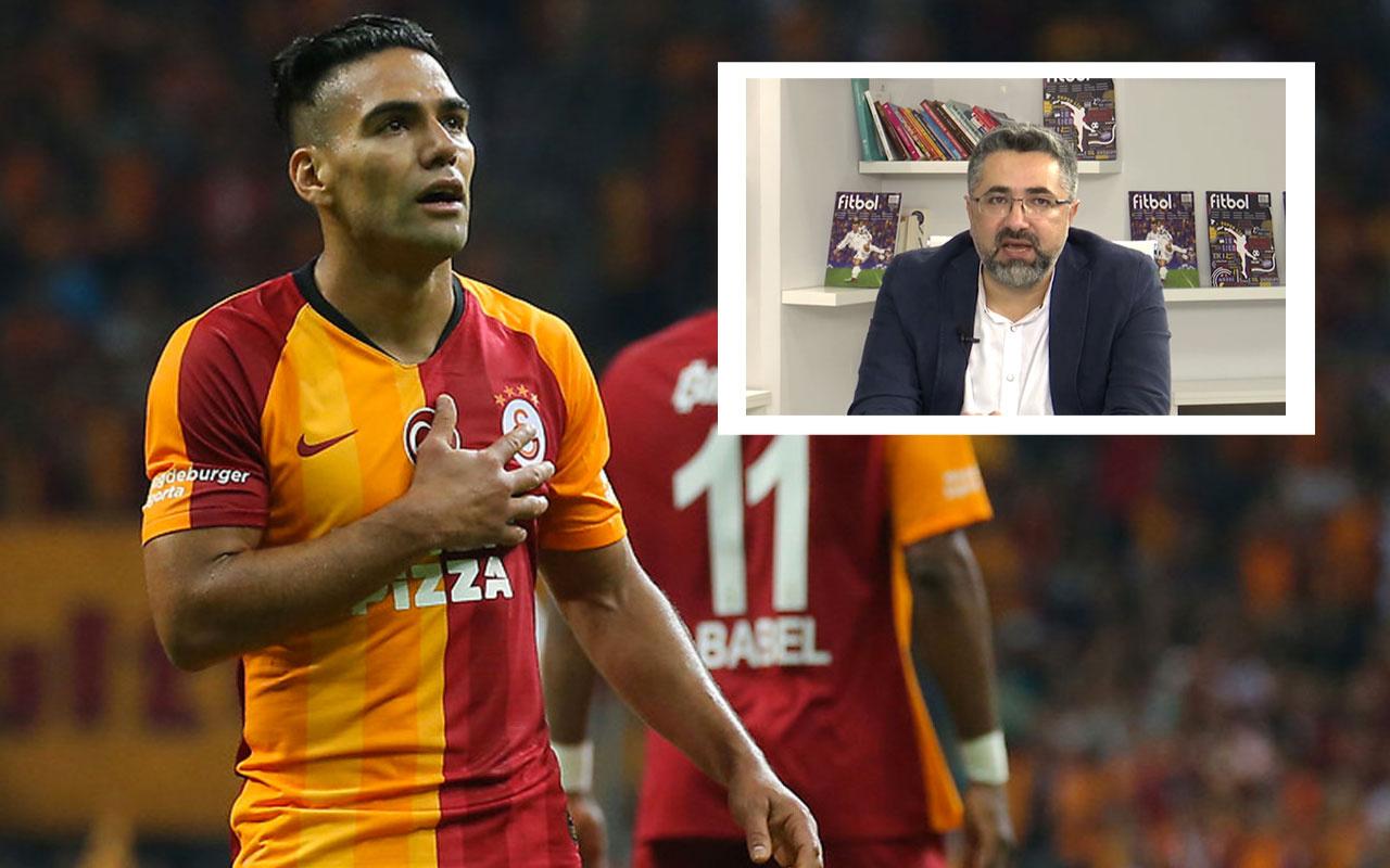 Serdar Ali Çelikler: Falcao devre arasının son bir iki maçında oynar