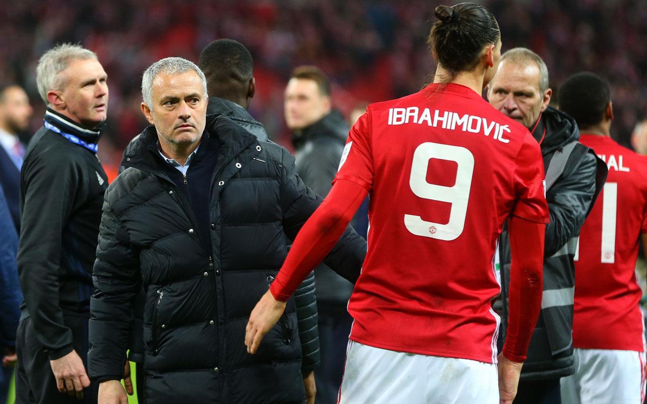 Zlatan İbrahimovic'le Mourinho buluşabilir