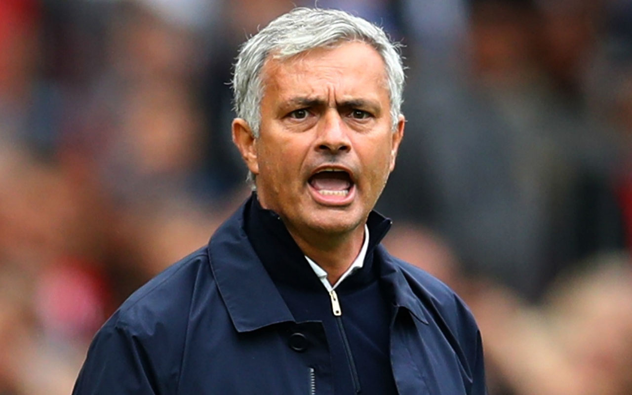 Tottenham Mourinho'yu resmen duyurdu