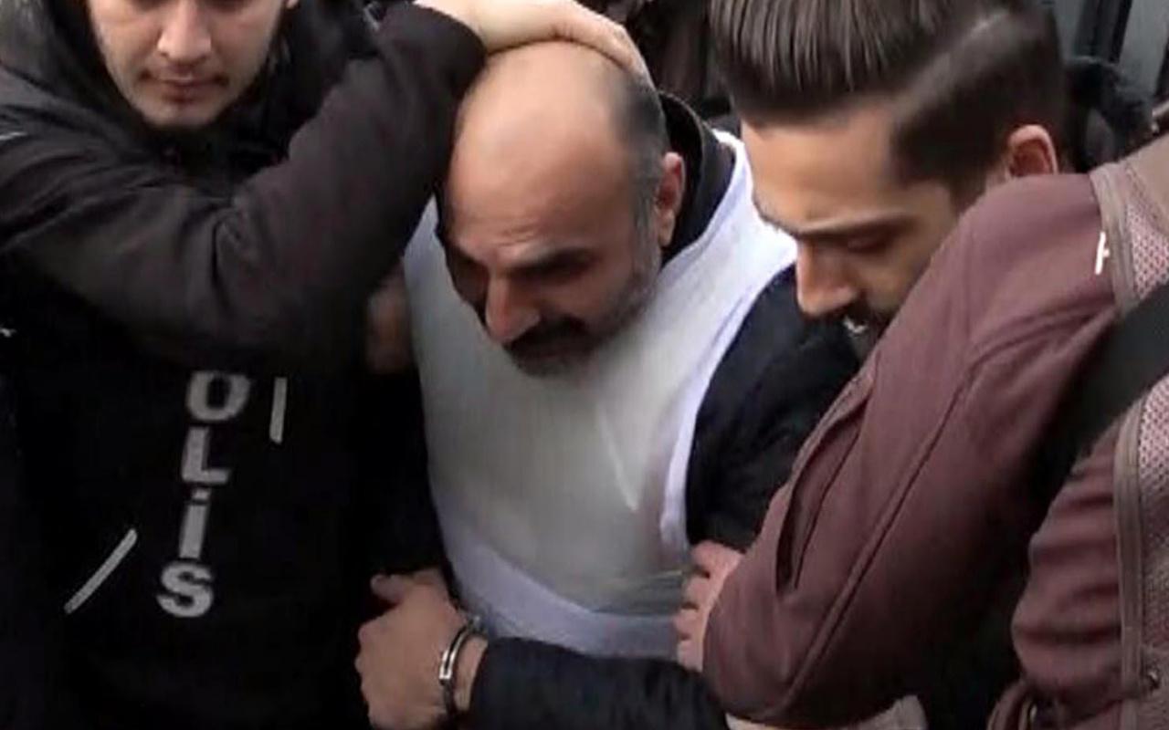 Erzurum'da 1 ton 535 kilogram eroinle yakanlandılar! Mahkemede birbirlerine düştüler