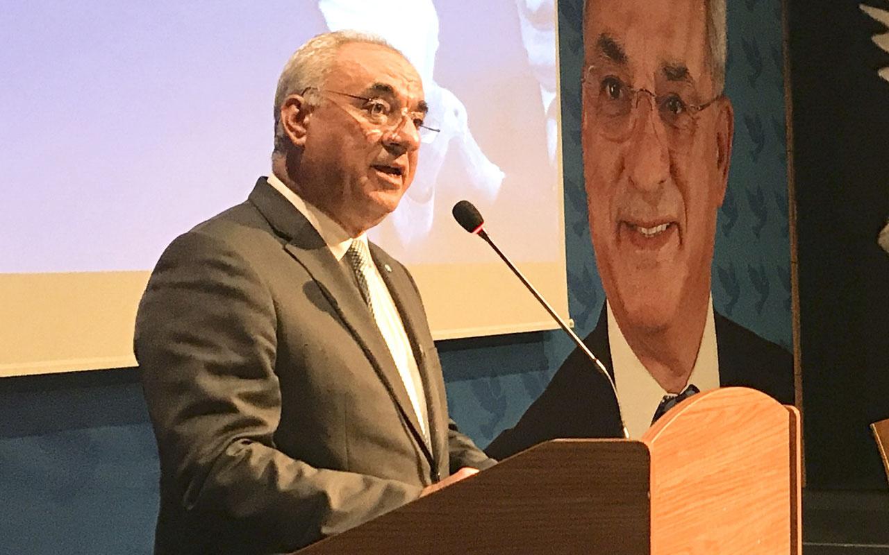 DSP Genel Başkanı Önder Aksakal 'kanımıza dokunuyor' dedi hükümete seslendi