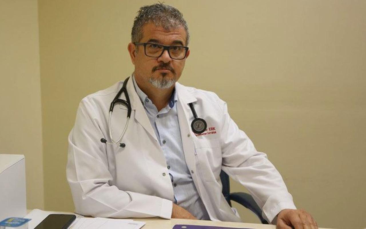 Engelli doktor baba oğlunu kaybettiği hastalığın cerrahı oldu