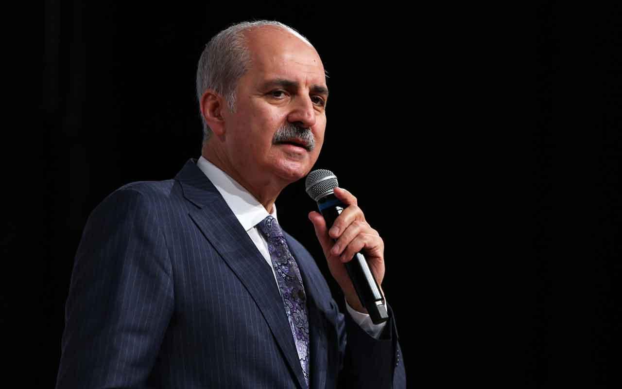 Numan Kurtulmuş'tan CHP iddiasıyla ilgili açıklama!