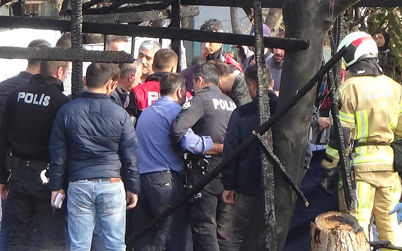 Bursa İnegöl'de 5 yaşındaki Ömer yanarak hayatını kaybetti