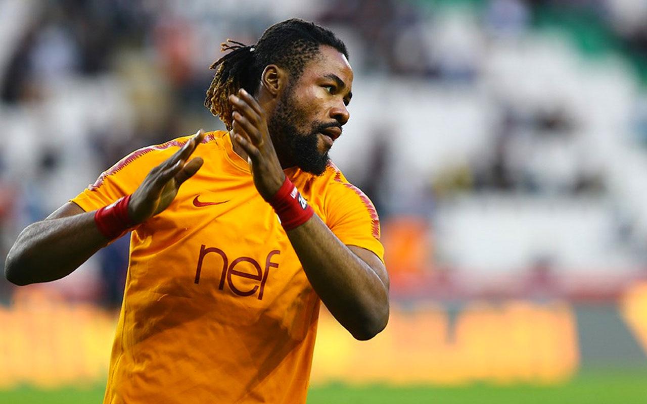 Galatasaray'dan Luyindama açıklaması: Bunun adı skandal