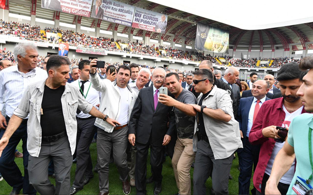 Açılışını Kemal Kılıçdaroğlu'nun yaptığı 70 milyonluk stat kaderine terk edildi