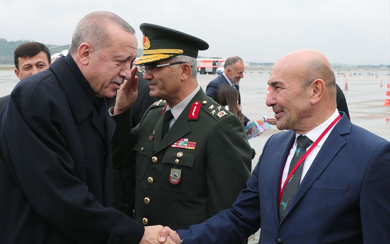 Tunç Soyer Kemal Kılıçdaroğlu'nu bırakıp Erdoğan'ı karşılamaya gitti