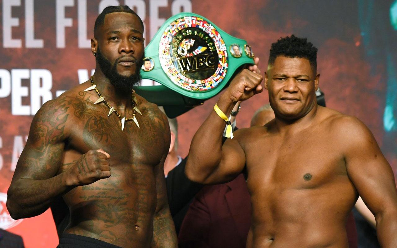 ABD'li boksör Wilder, Muhammed Ali'nin rekorunu yakalamak için ringe çıkacak