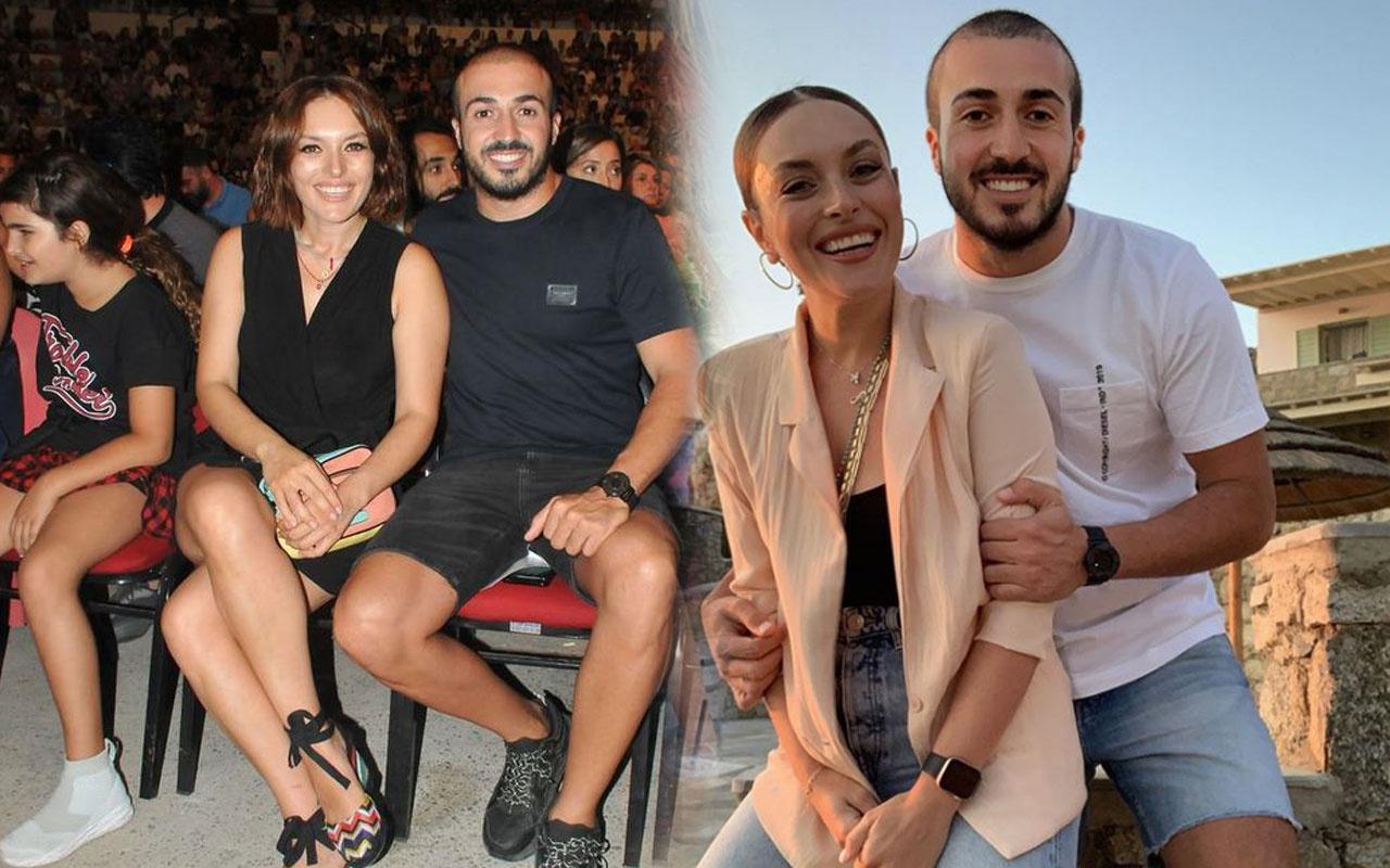 Ezgi Mola ve sevgilisi Mustafa Aksakallı'dan sürpriz '3 ay önce evlendik'