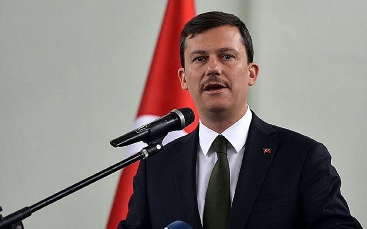 AK Parti Genel Sekreteri Fatih Şahin: Kılıçdaroğlu istifa etmeli