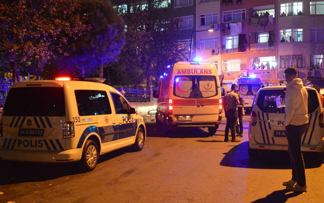 İstanbul Beyoğlu'nda baba oğul kavgasında polis de yaralandı
