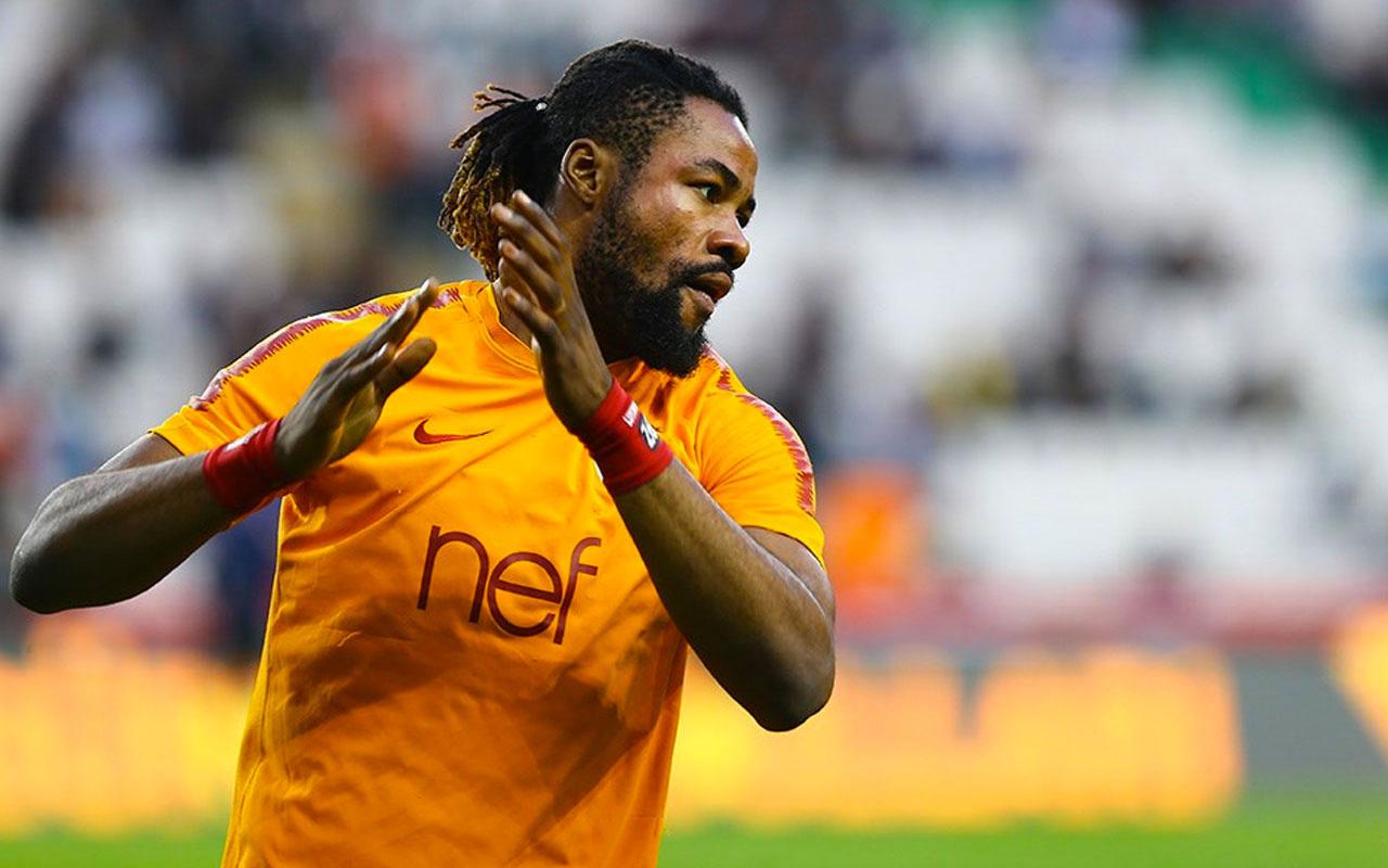 Galatasaray'da sezonu kapatan Luyindama hakkında flaş karar!