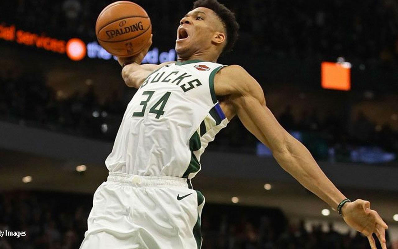 Milwaukee Bucks seriyi 7 maça çıkardı! NBA'de gecenin toplu sonuçları
