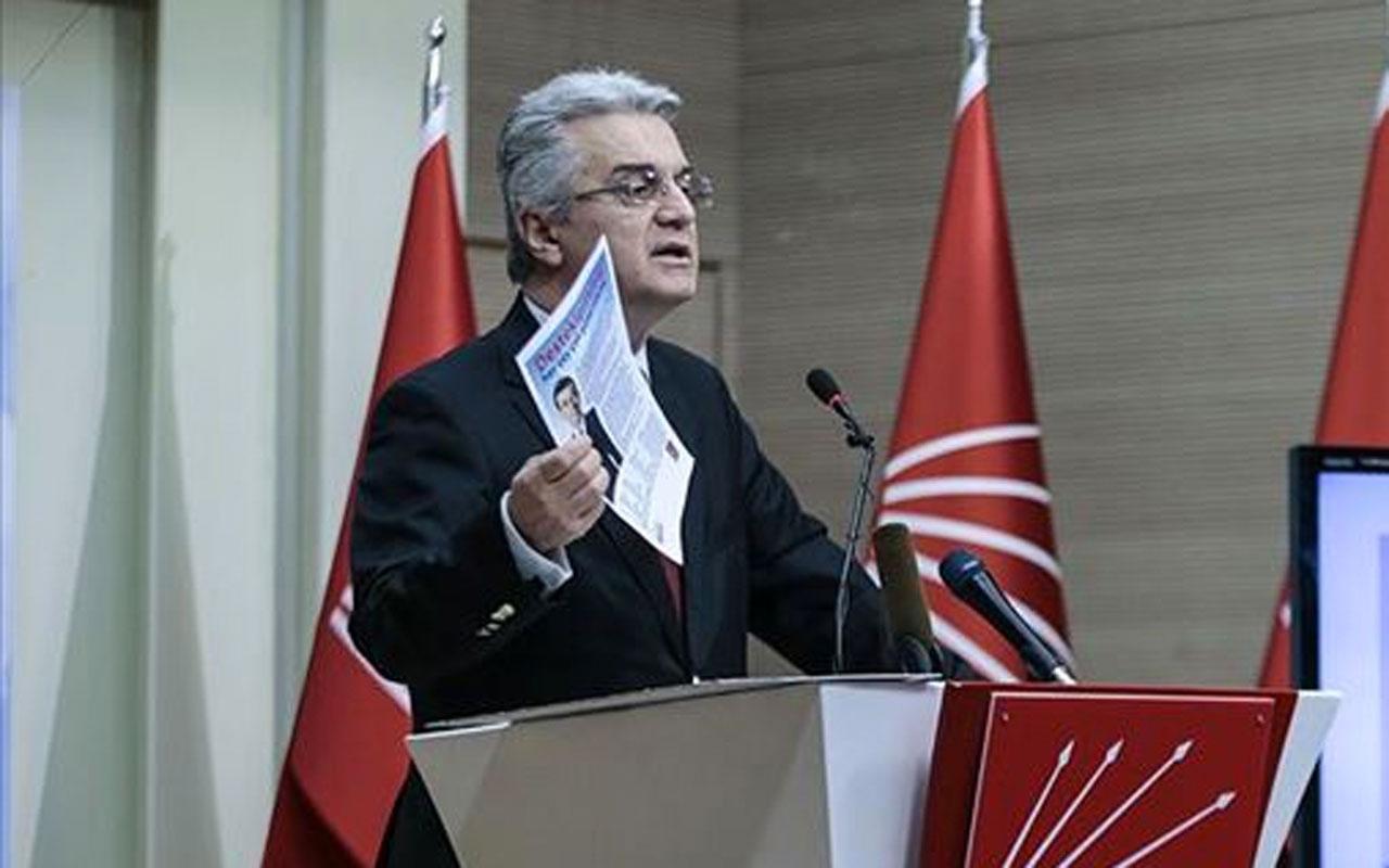Talat Atilla'nın sitesinde köşe yazan CHP'li Bülent Kuşoğlu'ndan açıklama