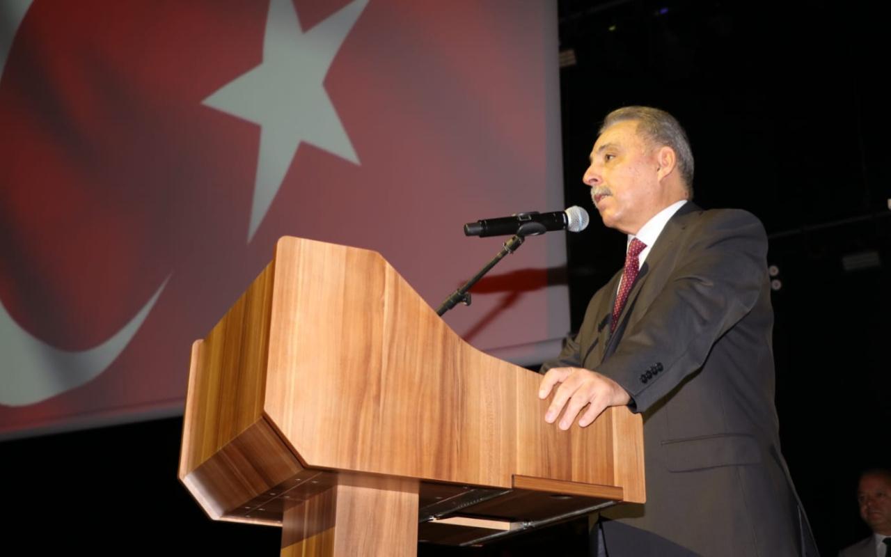Konya Valisi Cüneyit Orhan Toprak: Kibirle asla yan yana gelmem