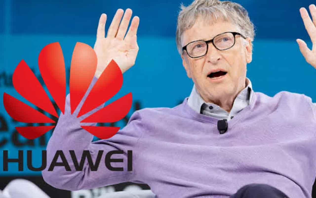 Bill Gates'ten Huawei ile ilgili dikkat çeken açıklamalar