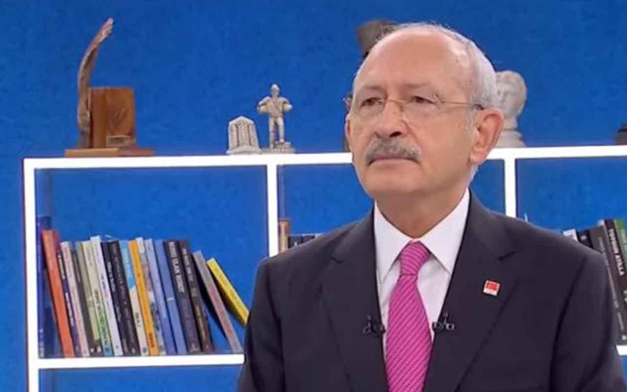 Kemal Kılıçdaroğlu'nun Beştepe'ye giden CHP'li iddiasıyla ilgili konuşması