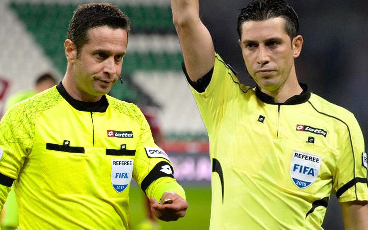 UEFA'dan Ali Palabıyık ve Halis Özkahya'ya kritik görevler verildi